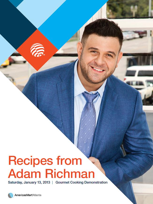 Adam Richman Young Adam Richman