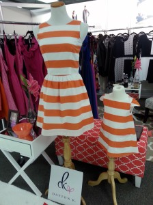 Dayton K dress at Atlanta Apparel
