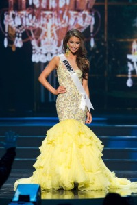 Miss Nevada Evening Gown