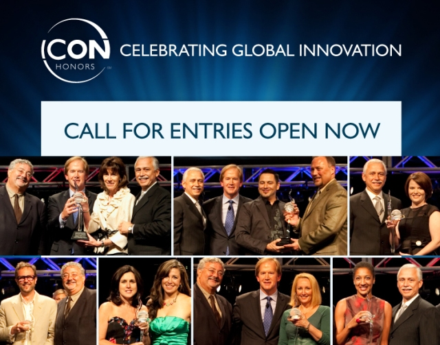 Image result for ICON HONORS Call for Entries Open