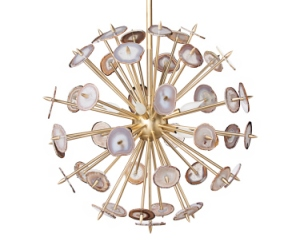 Emporium Home Agate-Burst-Chandelier-Brass1