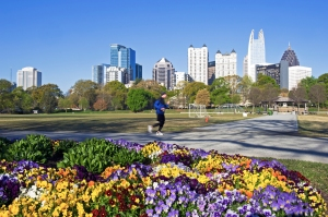 Piedmont Park Photo: James Duckworth, Courtesy of ACVB