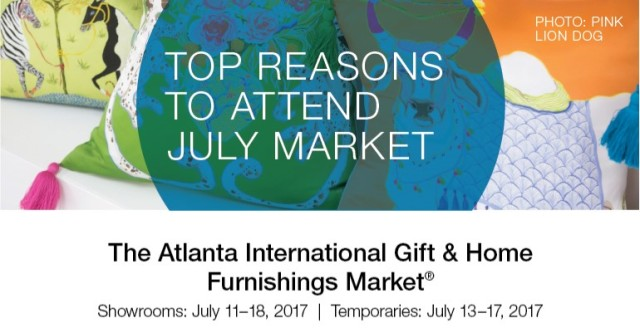 Top Reasons To Attend July Market