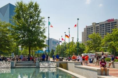 Atlanta-Centennial-Olympic-Park-Lower-Fountain